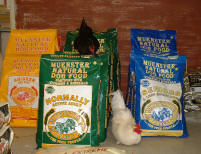 Certified Organic and Natural Feeds